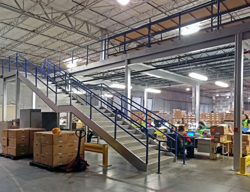 WAREHOUSE REMODEL