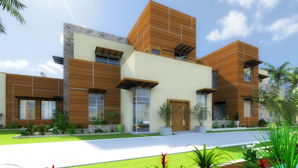Socal Modern in the Rio Grande Valley?