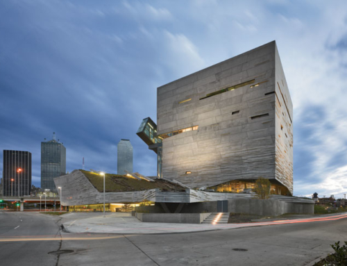 Morphosis Creates a New Architectural Destination in Dallas:  The Perot Museum of Nature and Science
