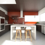 Cantu's Residence Kitchen